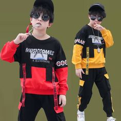 Kids Sports Clothes, T Shirt Photo Printing, Sport Outfits, Boy Outfits, Kids Dress Collection, Hip Hop Dance Outfits, Adidas Dress, Baby Boy Clothing Sets, Casual Wear For Men