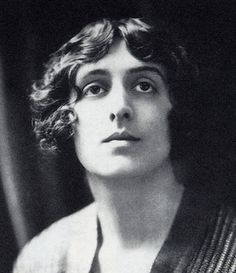 """Vita Sackville-West (1892-1962), was an English author, poet and gardener. She was a passionate affair with novelist Virginia Woolf.  """"What is beautiful is good,  and who is good will soon be beautiful"""""""