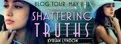 Shattering Truths (Deadly Veils #1) by @KyrianLyndon - @XpressoTours, #Suspense, #Young_Adult, 3 out of 5 (good) - May