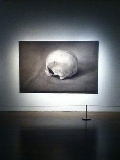 ZHANG HUAN: Ash Paintings and Memory Doors