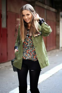 women outfit clothing style apparel fashion