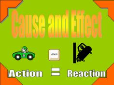 Come check out this Cause & Effect Lesson. You can have it, if you leave a comment. :)