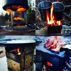 Fireboxing! User pictures! #fireboxing #firebox #camp #camping #hiking #ultralight #backpacking #bushcraft #survival #adventure #outdoor #stove #cooking #boiling #prep