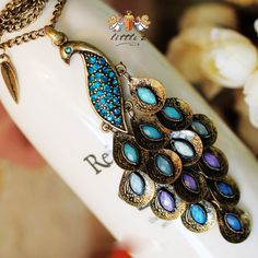 Cheap necklace color, Buy Quality necklace tribal directly from China feather pendant necklace Suppliers: