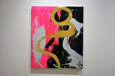 Structure and Imagery: Max Gimblett @ Gary Snyder Gallery