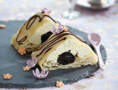 Opskrift på gåsebryst | Flødekage fra bageren