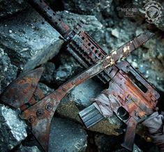 Weapons n' stuff by TwoHornsUnited.deviantart.com on @DeviantArt
