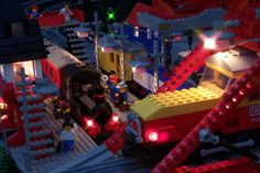 Introducing Project Grey Era - 80's 12V LEGO trains with grey tracks | Flickr - Photo Sharing!