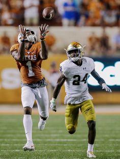 John Burt : College football: Best images from Week 1 Texas Longhorns, Sport Girl, College Football, Football Helmets, Alabama, Sports, Image, Hs Sports, Collage Football