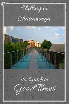 Chattanooga Pin