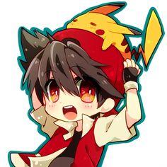 Resultado de imagen para red pokemon