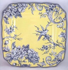 222 Fifth Adelaide Yellow Dinner Plate, Set of 4, Square Toile, http://www.amazon.com/dp/B00HVT901S/ref=cm_sw_r_pi_awdm_x_OnNXxbBWQ6BSX