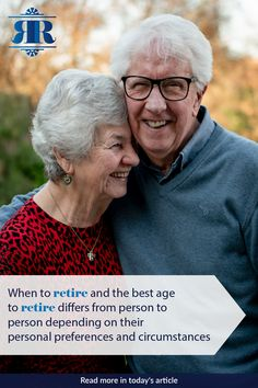 When to retire and the best age to retire differs from person to person depending on their personal preferences and circumstances. Read more in today's article. True Love Stories, True Love Quotes, Love Story, Me Quotes, Retirement Advice, Retirement Age, Saving For Retirement, Social Security Benefits, Security Tips