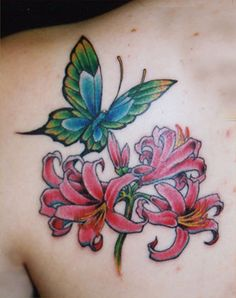 This is the concept I want but with my dragon fly and better looking lilies...not sure what else to incorporate