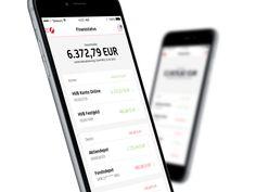 HVB Mobile Banking App by COBE