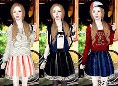 """Résultat de recherche d'images pour """"sims 4 clothing female"""""""