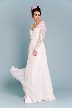 Lindee Rose Wedding Dress from Sally Eagle Bridal's Collection