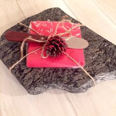 A personal favorite from my Etsy shop https://www.etsy.com/listing/254858677/up-cycled-granite-cheese-board