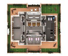 Urban K – Un proyecto de A KORN ARQUITECTOS Korn, Floor Plans, Urban, Architects, Buildings