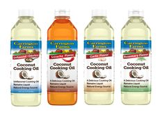 Carrington Farms Flavored Cooking Oil Prize Pack Giveaway