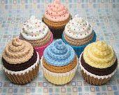 cupcake amigurumis