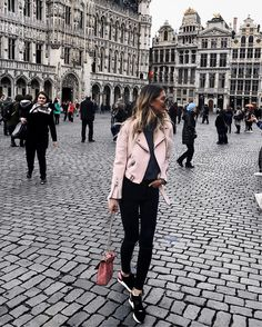 "44.4k Likes, 185 Comments - Zorana Jovanovic (@zorannah) on Instagram: "" Brussels   shop my outfit: http://liketk.it/2r9b3 #liketkit @liketoknow.it"""