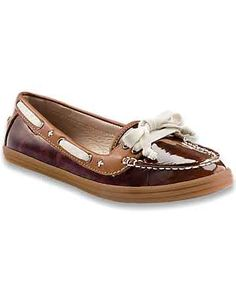 Tommy Bahama - Orissa Patent Leather Flats with Laces