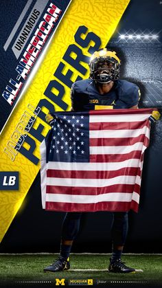 Jabrill Peppers - Go Blue