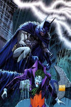 527c55ce6a81 Batman and Joker- Ethan Van Sciver Je Suis Batman