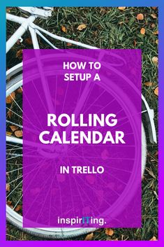 "Do you sometimes feel stuck with your standard calendar? Are you guilty of moving events around by hand - again and again?  Why don't you build a rolling calendar?   With a Rolling Calendar, you can create a flexible alternative where unfinished tasks can ""float"" and recurring tasks get automatically scheduled in. - Check it out! #Rolling #ProjectManagement #Calendar #Trello #Workflows"