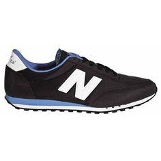 New Balance U410KB Unisex Siyah Spor Ayakkabı