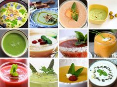 12 refreshing summer soup recipes perfect for sunny afternoons.