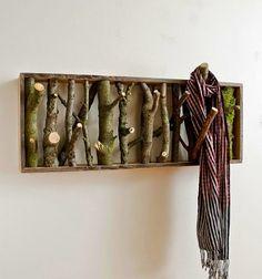 Inspiracje w moim mieszkaniu {Inspiration in my apartment}: DIY ozdobne gałęzie drzewa/ DIY Decorative Tree Br...