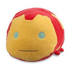 [Power Puff]Marvel's mightiest heroes now have the powers of cute and cuddly with our ''Tsum Tsum'' Plush Collection. Stackably soft, Iron Man and his Avengers teammates, each sold separately, are assembled to win-over the world.
