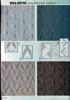 New knitting stitches free crochet dishcloths ideas Knitting Charts, Baby Knitting Patterns, Lace Knitting, Stitch Patterns, Knit Purl Stitches, Beginner Knitting Projects, Crochet Dishcloths, How To Purl Knit, Knitting Accessories