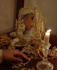Indian Aesthetic, Aesthetic Women, Night Aesthetic, Pakistani Bridal, Indian Bridal, Muslimah Wedding Dress, Mirror Photography, Indian Photoshoot, Wedding Types