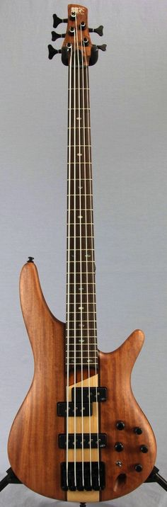 Ibanez SR755NTF SR Series 5-String Bass Guitar