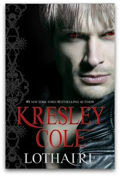 Kresley cole!