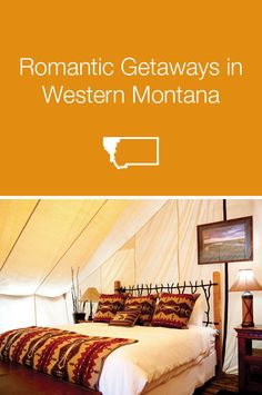 Romance in Montana: Get Away Together in Glacier Country Spa Retreats, Romantic Getaways, Travel And Tourism, Outdoor Adventures, Bed And Breakfast, Perfect Place, Montana, Westerns, Relax