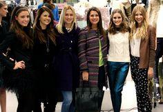 The Olivia Palermo Lookbook : Olivia Palermo At Topshop Holiday Styling