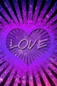 Purple Love ...month end ... data and Wifi slow ...♥♥ I've made it ...message slo but clearly♥