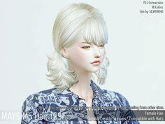 메이 아이템 - May_TS4_Hair129F