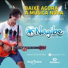 Um amigo apaixonado - Nagibe  http://www.suamusica.com.br/?cd=479217