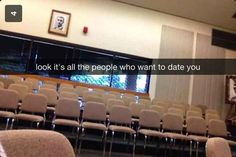 Whoever sent this wonderfully uplifting message. | 19 People Who Are Doing Snapchat Just Right