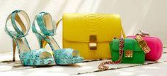 Neon Brights Neon, Chic, Photography, Bags, Fashion, Shabby Chic, Handbags, Moda, Elegant
