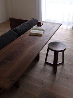 소형주택 거실 뒷편이 주방 이라면   소파와 식탁 겸용 사용 가능할까요