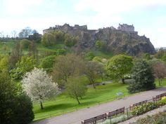Courtesy of recent showery weather, the greens of Princes Street Gardens are looking fine in this view towards Edinburgh Castle. Stay nearby at Craigwell Cottage - a self-catering property in the heart of Edinburgh.  Within easy walking distance of Princes Street. More at: http://www.2edinburgh.co.uk