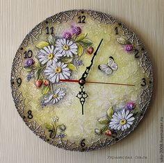 часы декор декупаж: 18 тыс изображений найдено в Яндекс.Картинках