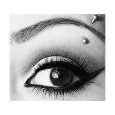 Pinterest ❤ liked on Polyvore featuring piercings, accessories, eyebrow piercing, jewelry and lullabies