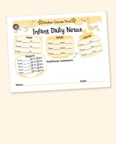 infant daily news